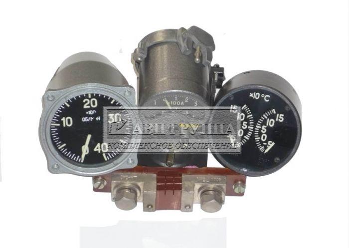 ...2ТУЭ-111 Термометры; Вольтамперметры ВА-440, ВА-540; Выключатели батарей ВБ-404, Тахометры ТЭ-4В (ТЭ4В) c датчиком.