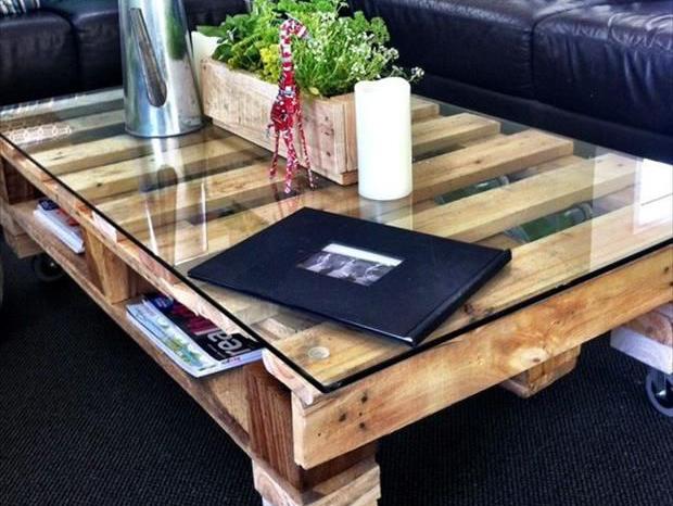 стол с бюро для компьютера